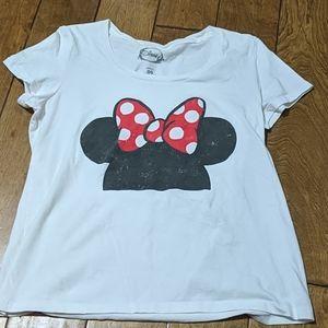 Torrid Minnie mouse tee 00/L